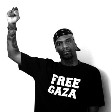 M-1 of the legendary hip-hop group Dead Prez